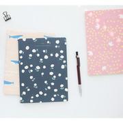 Promenade pattern 3X5 slip in pocket photo album