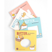 Butter friends sticky memo notes