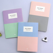 Spring of life undated diary scheduler