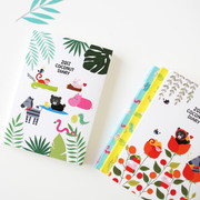 2017 Coconut small dated diary