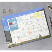 Wanna This Bon bon monthly desk memo notepad