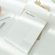 Wanna This Calli daily desk memo notepad