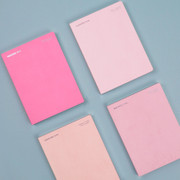 Rihoon Awesome pink undated monthly planner scheduler