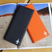 Fenice Simple RFID blocking large passport cover