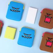 Antenna shop Monster charger zipper pouch