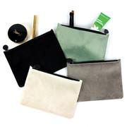 Fenice Seamless fur zipper multi pouch