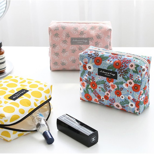 Iconic Comely Pattern Makeup Pouch Bag Ver 2