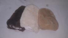 Sheepskin Polishing Mitt