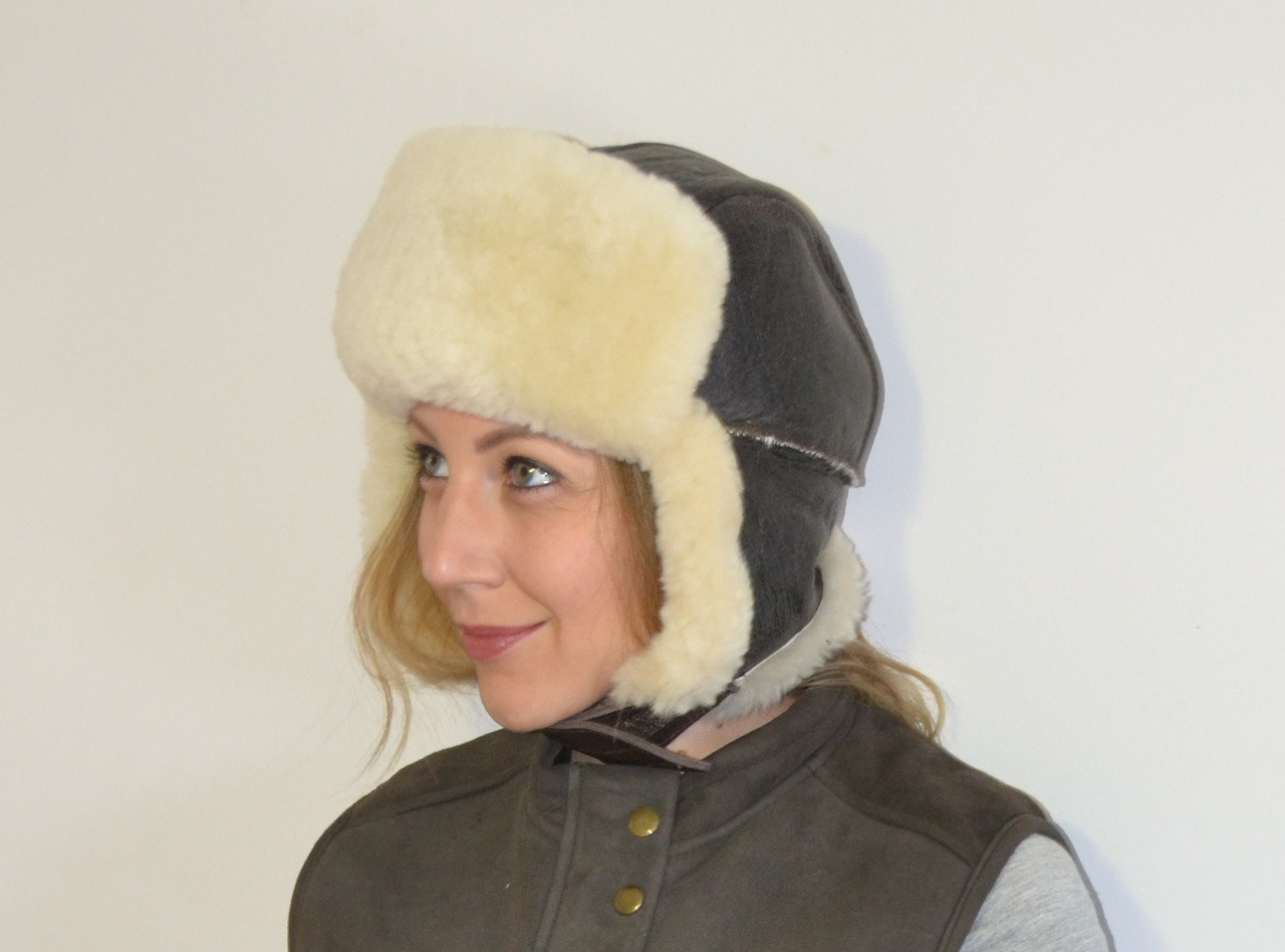 4ba58ce8b37a4 Bomber Hat with Flaps