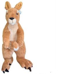 Kangaroo With Baby 80cm