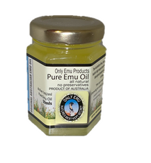 Pure Emu Oil - 50ml
