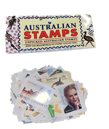 Australian Stamps - Small pack
