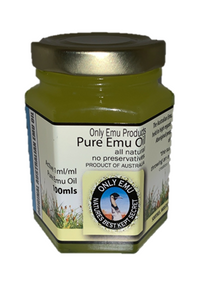 Pure Emu Oil - 100ml