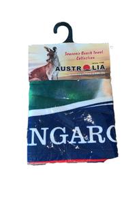 Beach Towel- Kangaroo