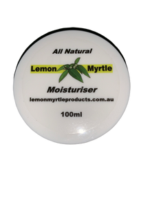 Lemon Mrytle Moisturiser- 100ml