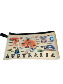 Australian Cities Pencil Case