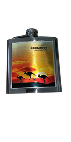 Kangaroo Flask - Sunset