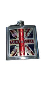Australian Flag Flask