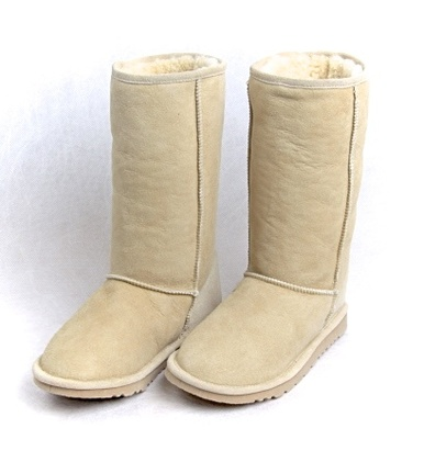 Skinnys Classic Tall Ugg Boot Natural