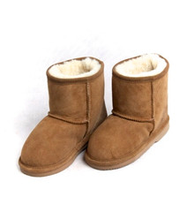 Skinnys Kids Surf Classic Ugg Boot Chestnut