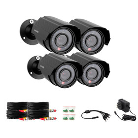 Zmodo Black Bullet Camera Kit