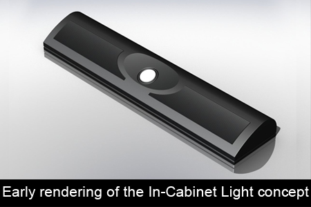 In-Cabinet Light Prototype Design