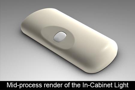 In-Cabinet Light Prototype Design