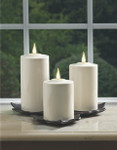Indoor / Outdoor Pillar Candles