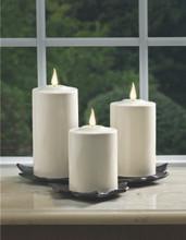 Indoor / Outdoor Pillar Candles