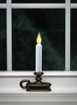 Standard LED Window Candle