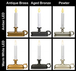Deluxe LED Window Candle