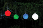Illuminated Outdoor Ornaments