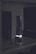• Always on glow ring • High output 270 Lumens beam