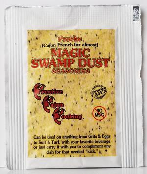Creative Cajun Cooking's Magic Swamp Dust - Proche (No MSG)