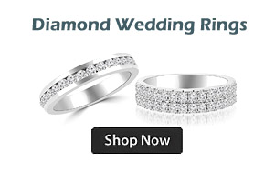 Diamond Wedding Bands for Men & Women