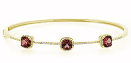 Fine Gemstone Bracelets