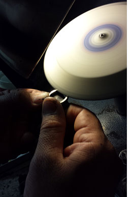 Jewelry Polishing and Repair