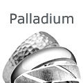Palladium Wedding Bands Rings