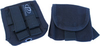 Protective Products Molle Single Handcuff Pouch, Black 3/Pack