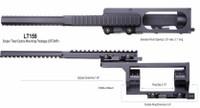 LaRue LT159 S.T.O.M.P. Sniper Total Optical Mounting Package LT-STOMP