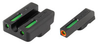 TruGlo TFX Pro Tritium/Fiber-Optic Day/Night Sights