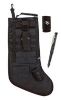 5ive Star Gear Big Foot Holiday Stocking w/Free 30mm Shot Glass & KZ Nail