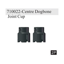 710022 Centre Dogbone Joint Cup 2P ~