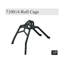 710014 Roll Cage, Aluminum (Gun Metal)