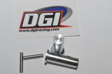 Clip-less front wheel adaptor for the hpi baja