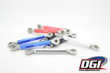 Package turnbuckles for the Losi XL Buggy