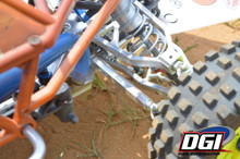 Extended steering arm for FLM kit hpi baja
