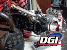 DGI cv mud boot protector for losi dbxl mtxl