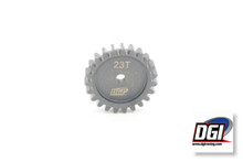 23T pinion gear for dbxl losi