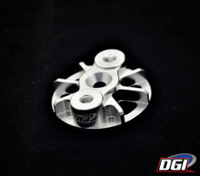DGI clutch holder cooling fan